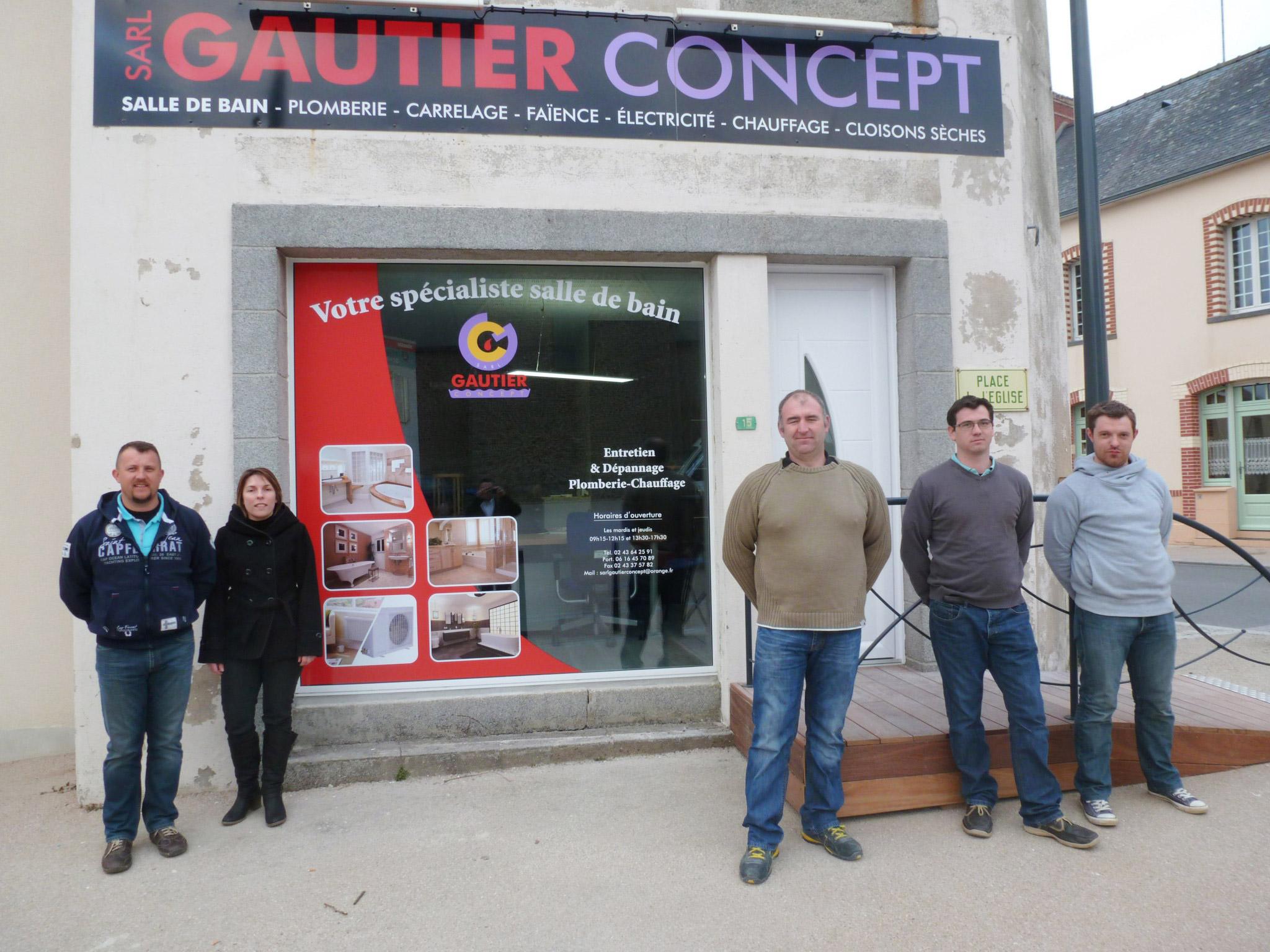Gautier concept travaux d 39 habitations la croixille for Bureau concept la sarre